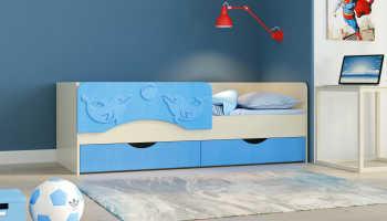 Детская кровать Дельфин: особенности и советы по выбору