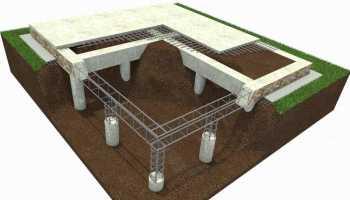 Буронабивные фундаменты с ростверком: технические характеристики и сфера применения