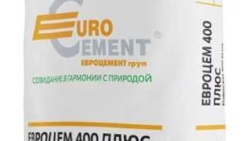 Портландцемент марки 400: особенности и характеристики