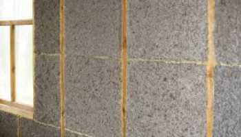 Арболитовые панели: плюсы и минусы, характеристика и применение