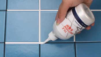 MS полимерный герметик для ванной