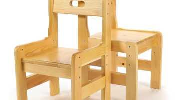 Выбираем детский деревянный стульчик