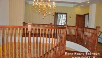Лестницы из сосны: секреты изготовления красивых конструкций