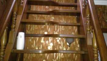 Лестница вразбежку: гусиный шаг и другие виды оригинальных мини-конструкций