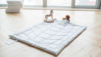Размеры детского одеяла