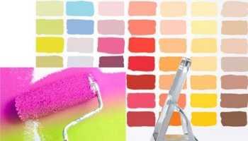 Чем отличаются латексные и акриловые краски?