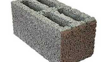 Особенности и виды керамзитобетонных стеновых блоков