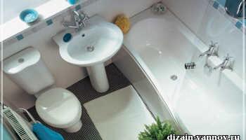 Как переделать ванную комнату в панельном доме