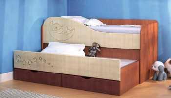 Выбираем детскую кровать для мальчиков