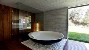 Оригинальные идеи для ванной комнаты