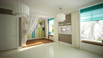 Как стирать римские шторы?