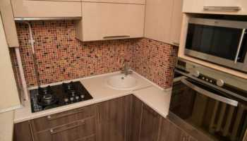 Какие бывают столешницы на кухню материал
