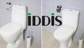 Унитазы Iddis: обзор модельного ряда