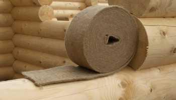 Экологически чистый утеплитель для стен изнутри
