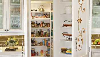 Как обустроить кладовку в квартире своими руками