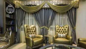 Элитные шторы: эксклюзивные модели