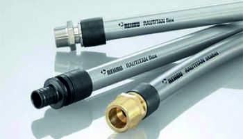 Трубы Rehau: модельный ряд продукции и рекомендации по монтажу
