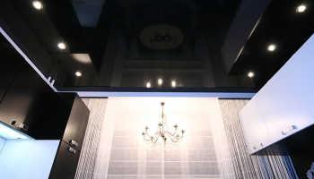 Выдержит ли гипсокартон натяжной потолок
