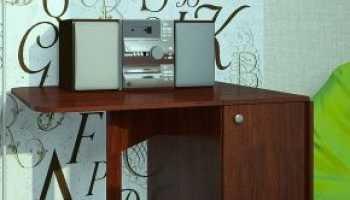 Особенности выбора раскладного стола-тумбы