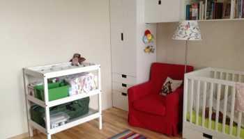 Выбираем шкаф в детскую комнату для девочки