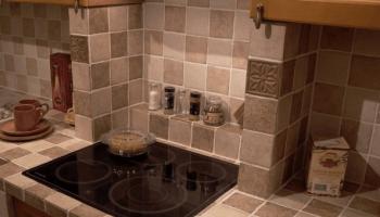 Кухонная мебель из гипсокартона своими руками