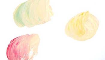Как заколеровать краску в цвет слоновой кости