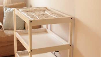 В чем преимущества и недостатки пеленальных столиков из Ikea?